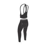Pantaloni lungi de iarnă anti-vânt – Black – 1