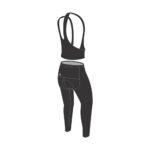 Pantaloni lungi de iarnă anti-vânt – Black – 2